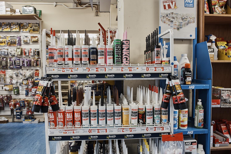 Sealants + Adhesives